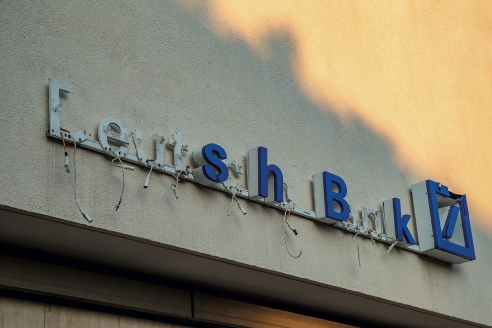 Strasti německých bankéřů