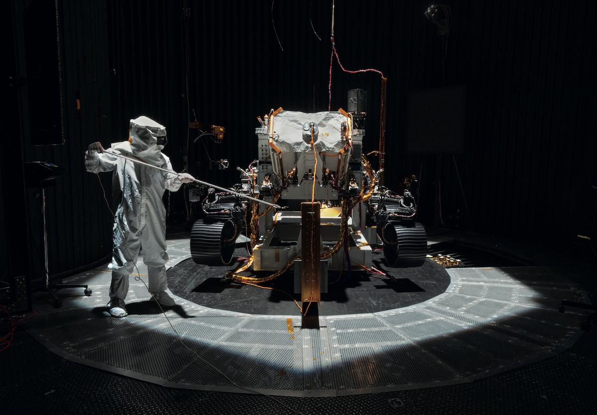 Foto: NASA / JPL Caltech