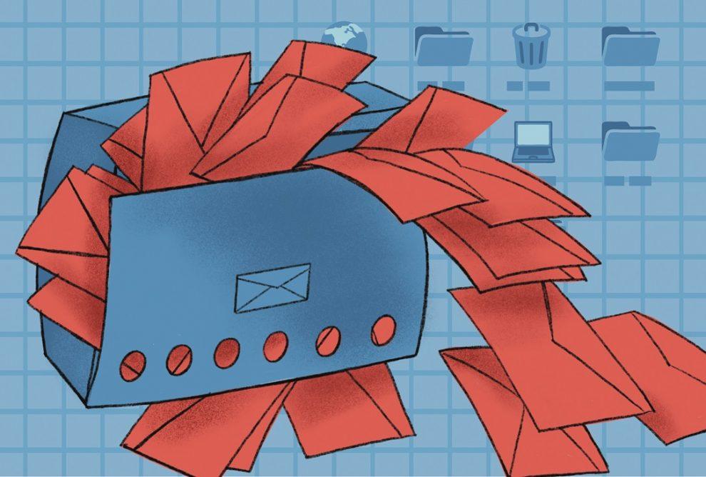 Máte novou poštu: jak na pracovní e-maily