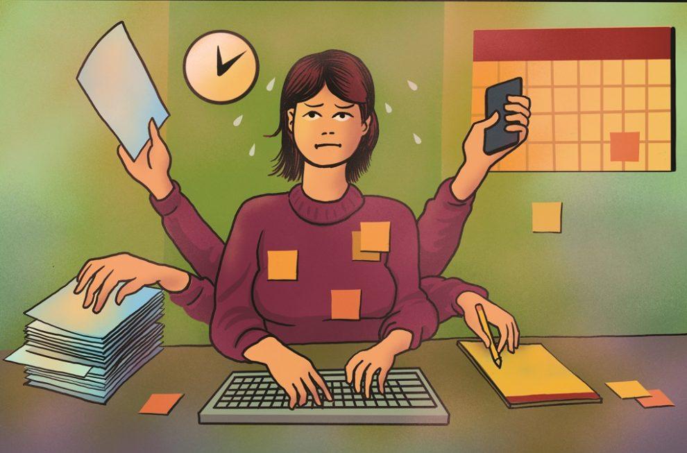Jak se naše produktivita vrátila v čase