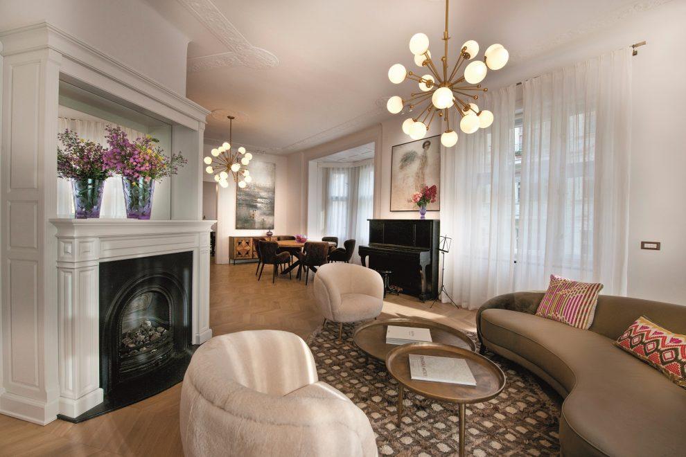 Elegantní apartmá vcentru Prahy