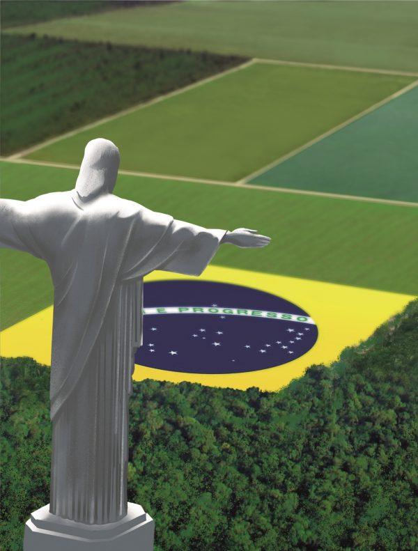 Brazílie objevuje nové hranice