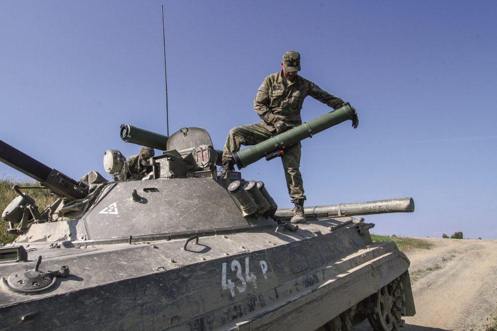 Svéráz národního vyzbrojování