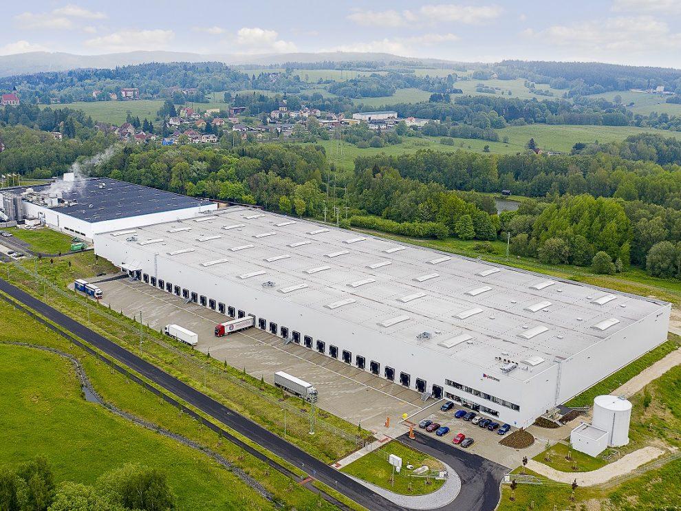 Poptávka po nových logistických prostorách u hranic roste: Bekaert se v Aši přestěhuje do nové výrobní haly na míru od CTP