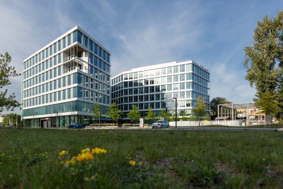 Scott.Weber Workspace přebírá pražské kanceláře společnosti Business Link