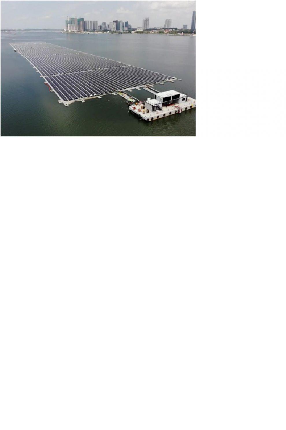 Solární farmy na moři: budoucnost obnovitelných zdrojů je i tam, kde není půda