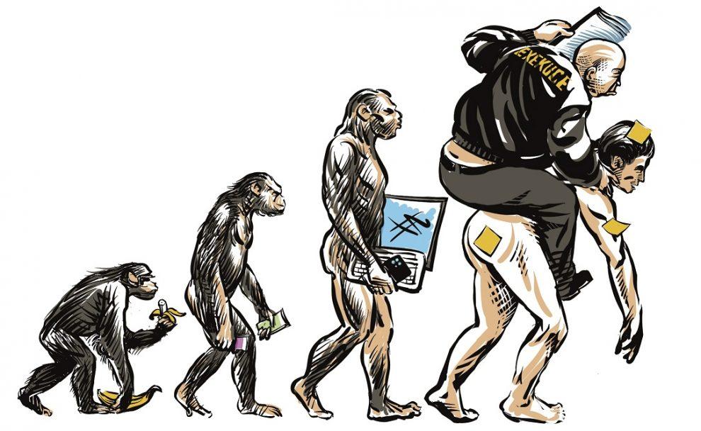 Exekuce: revoluce, nebo evoluce?