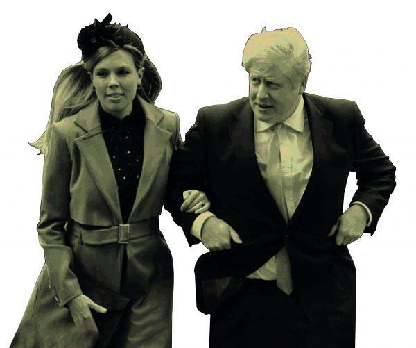 Síť sponzorů Borise Johnsona pod lupou