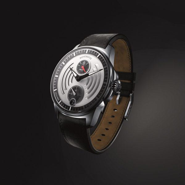 Aerodynamické hodinky