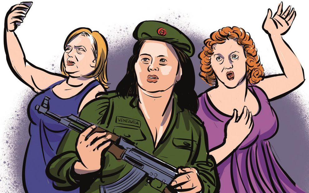 Více žen vpolitice… ale stále málo